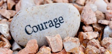 the thursday spiritual principle courage healing properties